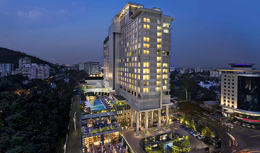 <ul><li>Launch of Pune&#039;s first convention center - Pune Marriott Hotel and Convention Centre.</li></ul>