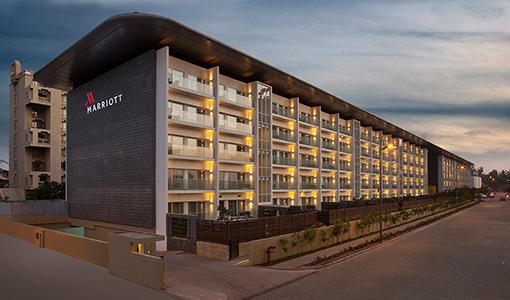<ul><li>Oakwood Premier re-branded to Marriott Suites.</li><li>Construction of EON Free Zone - Phase II commences.</li><li>Construction of Futura commences.</li></ul>